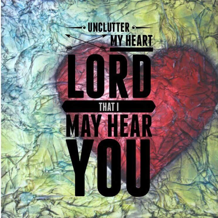 Unclutter Heart