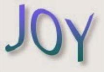 Joy horizontal