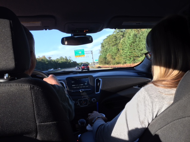 The View from the Back Seat