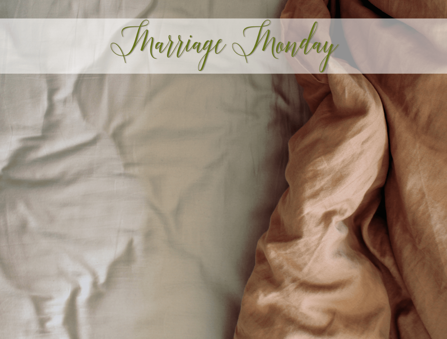 Marriage Blanket of Grace